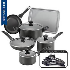 Farberware Nonstick 15-Piece Cookware Set