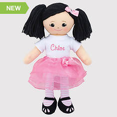 Personalized Ballerina Doll-Asian