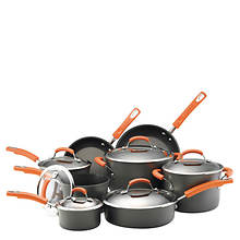 Rachael Ray Nonstick 14-Piece Set with Handles
