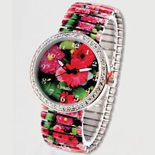 Stretch Watch-Flower