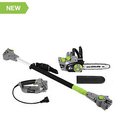 Earthwise 2-in-1 Chain/Pole Saw