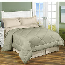 3PC Reversible Comforter Set