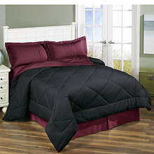 Reversible Down Alternative Comforter Set