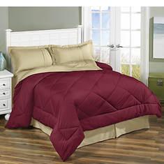 All-Seasons Reversible Comforter Set
