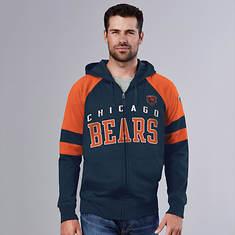 Men's NFL League Full-Zip Hoodie