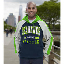 Men's NFL The Closer Pull-Over Hoodie