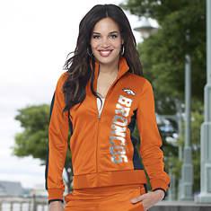 Women's NFL Drop Back Track Jacket