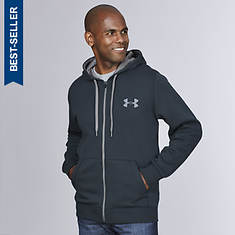 Under Armour Men's Rival Full Zip Hoodie