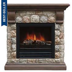 Dublin Electric Fireplace
