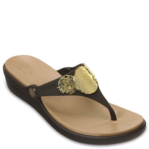 Crocs™ Sanrah Embellished Wedge (Women's)