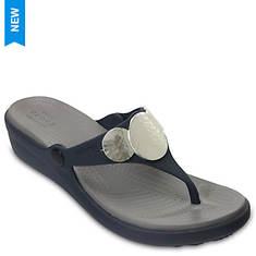 Crocs™ Sanrah Embellished Wedge (Women's)