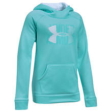 Under Armour Girls' Armour Fleece Highlight Novelty Hoodie