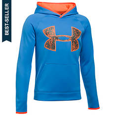 Under Armour Boys' Armour Fleece Big Logo Hoodie