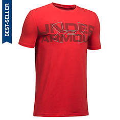 Under Armour Boys' Duo Armour SS Tee