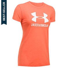 Under Armour Women's Sportstyle Crew Tee