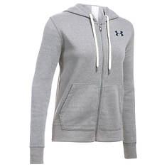 Under Armour Women's Favorite Fleece Full-Zip Hoodie