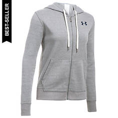 Under Armour Women's Favorite Fleece Full-Zip Hoodie