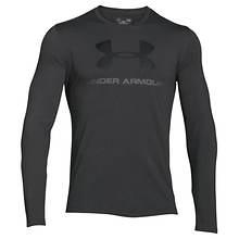 Under Armour Men's Sportstyle Logo LS Tee
