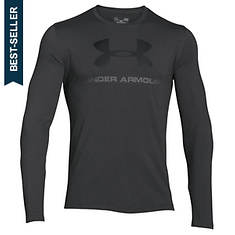 Under Armour Men's Sportstyle Logo LS Tee