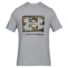 Under Armour Men's Camo Knockout Logo SS Tee