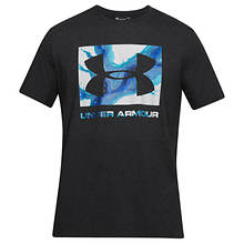 Under Armour Men's Camo Knockout Logo SS Tee