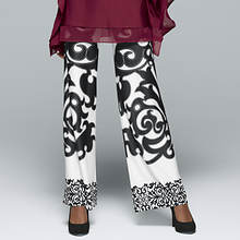 Scroll Pull-On Pant