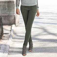 Utility Skinny Twill Pants