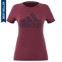 adidas Women's Badge of Sport Classic Tee