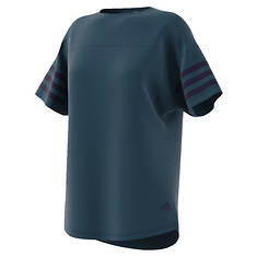 adidas Women's Short Sleeve Layering Top