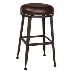Hale Backless Swivel Counter Stool