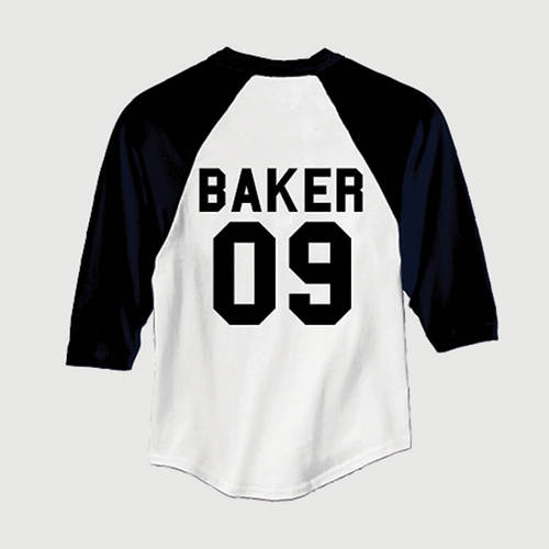 Personalized Youth Sports Jersey