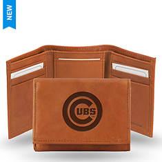 MLB Embossed Tri-Fold Wallet