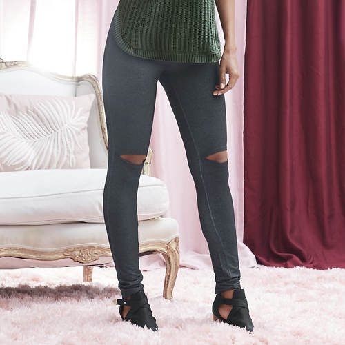 Split Knee Legging