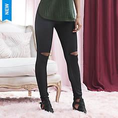 Split Knee Legging