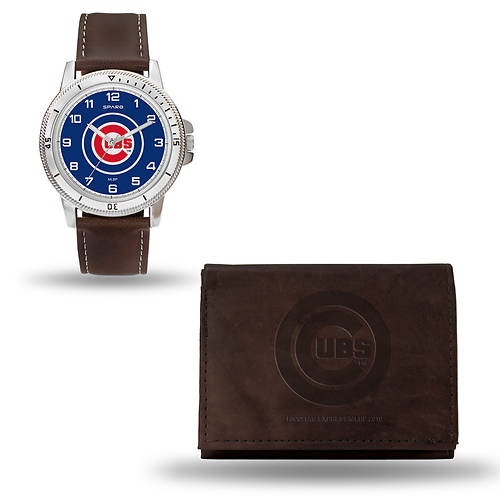 MLB Niles Watch and Wallet Set
