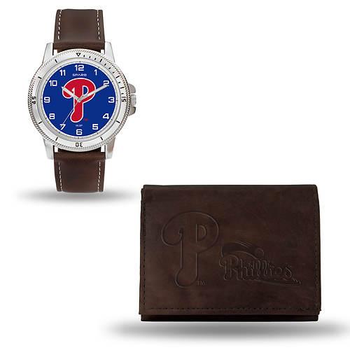 MLB Niles Watch and Wallet Set