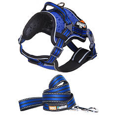 Helios Dog Harness and Leash Combo