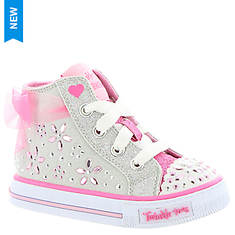 Skechers Twinkle Toes: Shuffles-10777N (Girls' Infant-Toddler)