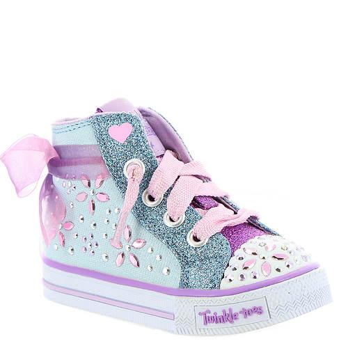 Skechers Twinkle Toes: Shuffles-10777N (Girls' Infant-Toddler)