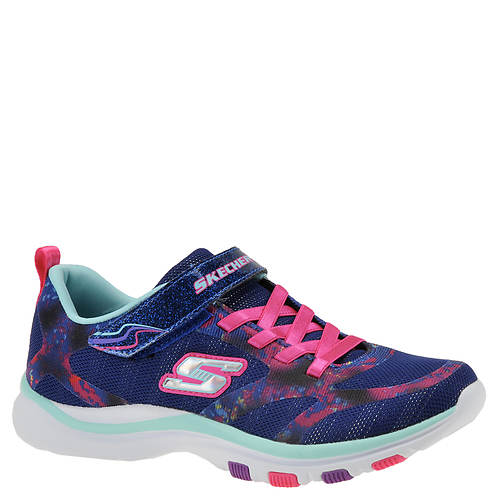 Skechers Trainer Lite-Bright Racer (Girls' Toddler-Youth)