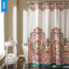 Lush Décor - Clara Shower Curtain