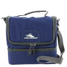 High Sierra Men's Double Decker Lunch Bag