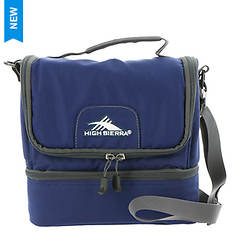 High Sierra Men's Double Decker Lunch Bag