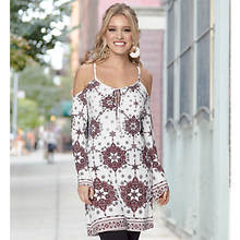Boho Medallion Tunic