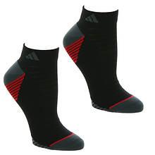 adidas Men's Superlite Speed Mesh 2-PK Low Socks