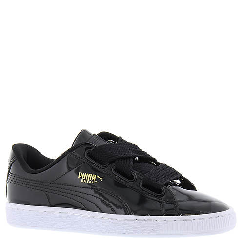 PUMA Basket Heart Patent (Women's)