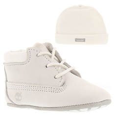 Timberland Crib Bootie With Hat (Kids Infant)