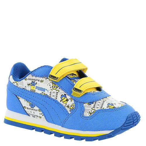 PUMA Minions St Runner V INF (Boys' Infant-Toddler)
