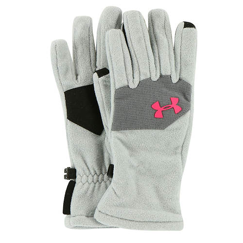 Under Armour Girls' Survivor Fleece Glove 2