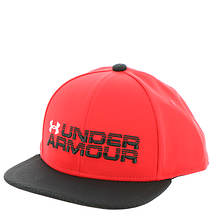 Under Armour Boys' Flat Brim Hat